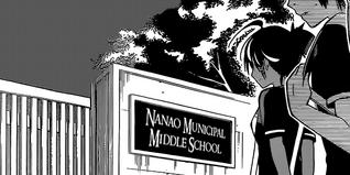 NanaoJuniorHigh