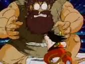 Goku derrota Yaxun