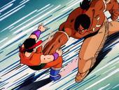 Bora derrota Yamcha