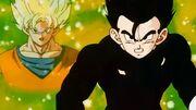 Gohan recorda paraules Goku