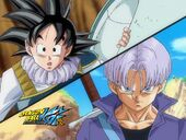 Eyecatch Saga Trunks