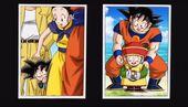 Goku i Xixi amb fills ending