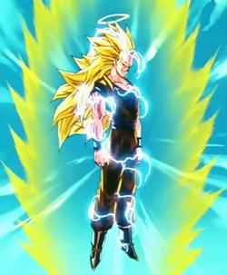 Goku superguerrer 3