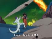 Goku vs Freezer Ànima de Drac