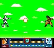 Idainaru Goku vs Freezer