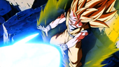 Kamehameha contínu Goku