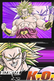 Broly a Supersonic Warriors 2