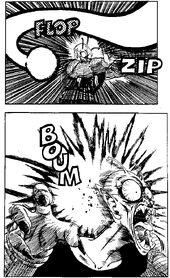 Kamehameha Doblegat manga