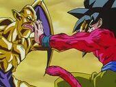 Nuova vs Goku SG4