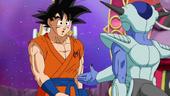 Frost saluda Goku