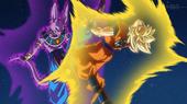 Goku SG espai vs Bills