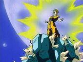 Goku augmenta poder