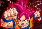 Goku SGD Heroes dibuix