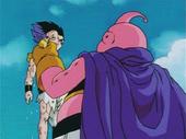 Gotrunks vs Monstre Buu