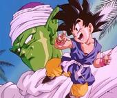 Goku GT i Cor Petit ending