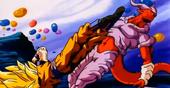 Goku SG3 vs Super Janemba