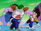 Zarbon Monstre vs Vegeta