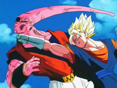 Vegeku vs Super Buu