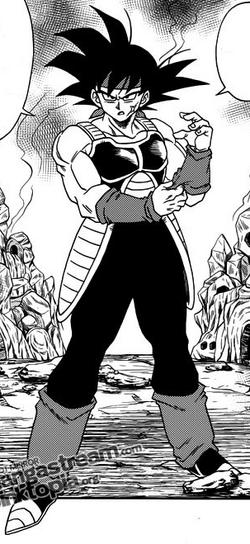 Bardock manga