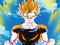 Goku superguerrer fase 2