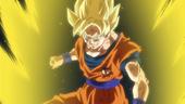 Goku SG a l'espai