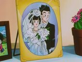 Foto boda Gohan i Videl