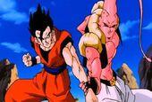 Gohan vs Super Buu Gotrunks