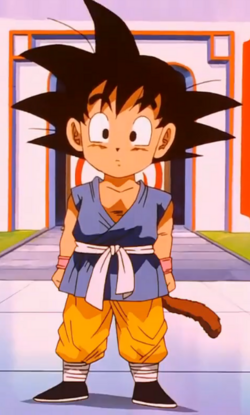 Goku nen GT