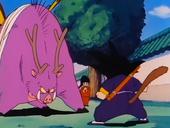 Goku vs Senglar Alat