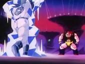 Goku congelat per Toketsu-ken