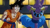 Goku pregunta sobre Monaka