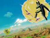 Goku Kamehameha continu