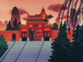 El castell de l'Ulong