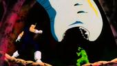 Cuc intenta menjar Goku
