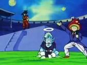 Goku derrota Arqua