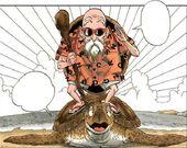 Follet Tortuga 1a ap. Manga