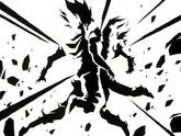 Goku i Vegeta fusió