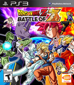 Battle of Z PS3