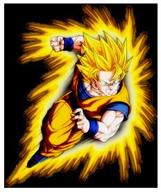 Goku Superguerrer portada