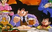 Goku a festa