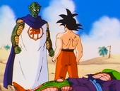 Goku atura Déu de matar Cor Petit