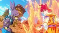 Goku SGD vs Bills