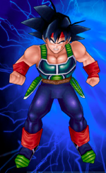 Bardock Ultimate Butoden