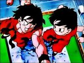 Goten vs Pan