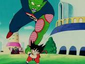 Goku vs Satanàs jove
