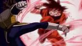 Goku vs Vegeta Ànima de Drac