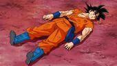 Goku derrotat per Frost
