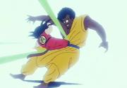 Goku vs Chappa