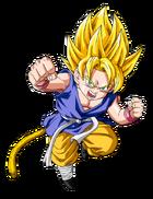 Goku superguerrer nen