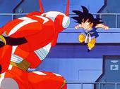 Nezi vs Goku